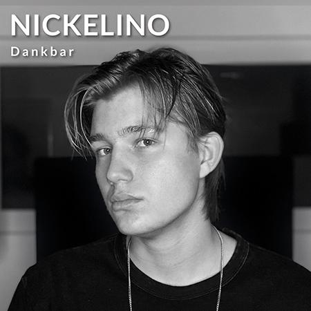Nickelino - Cover Neue Single: Dankbar